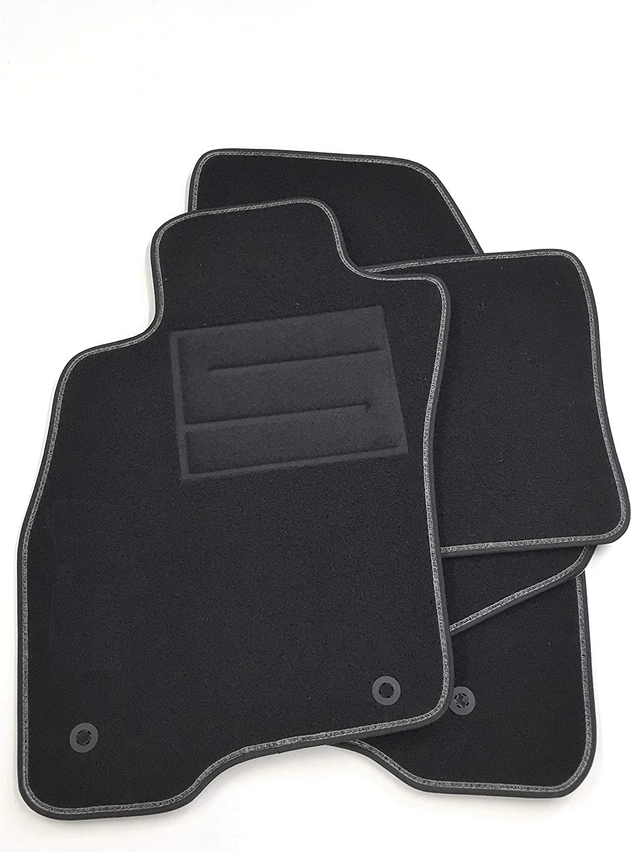 ASC Punto Evo-Easy tappeti Auto,tappetini Auto con battitacco elettrosaldato