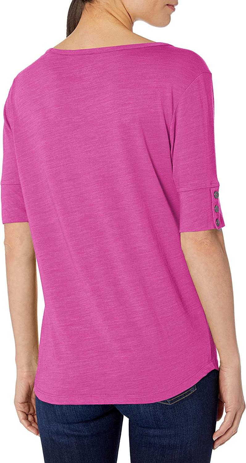 Royal Robbins Women s Merinolux v-Neck Tee