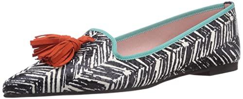 Pretty Ballerinas Pretty Loafers - Zapatillas de casa de piel mujer, color, talla 36.5: Amazon.es: Zapatos y complementos