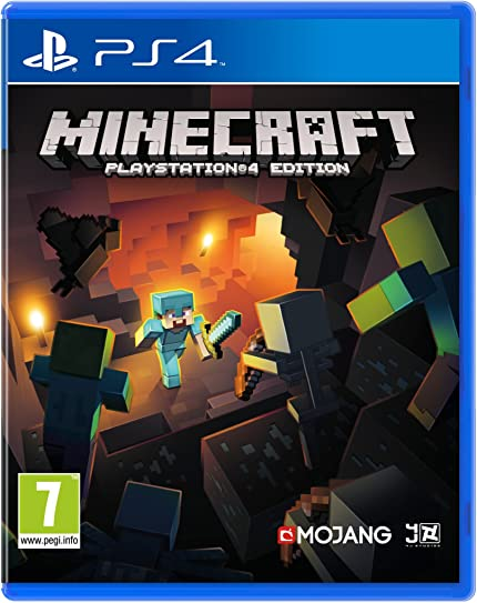 Minecraft Ps4 Amazon Co Uk Pc Video Games