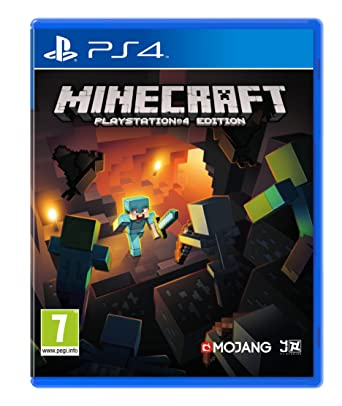 Minecraft PS Amazoncouk PC Video Games - Minecraft spielen video