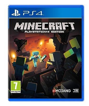 Minecraft PS Amazoncouk PC Video Games - Minecraft spiele ps4