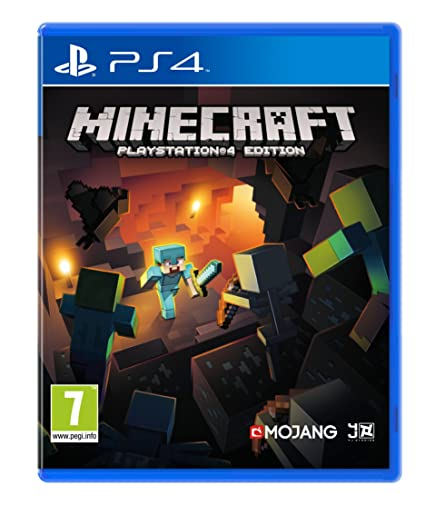 Minecraft (PS4): Amazon co uk: PC & Video Games