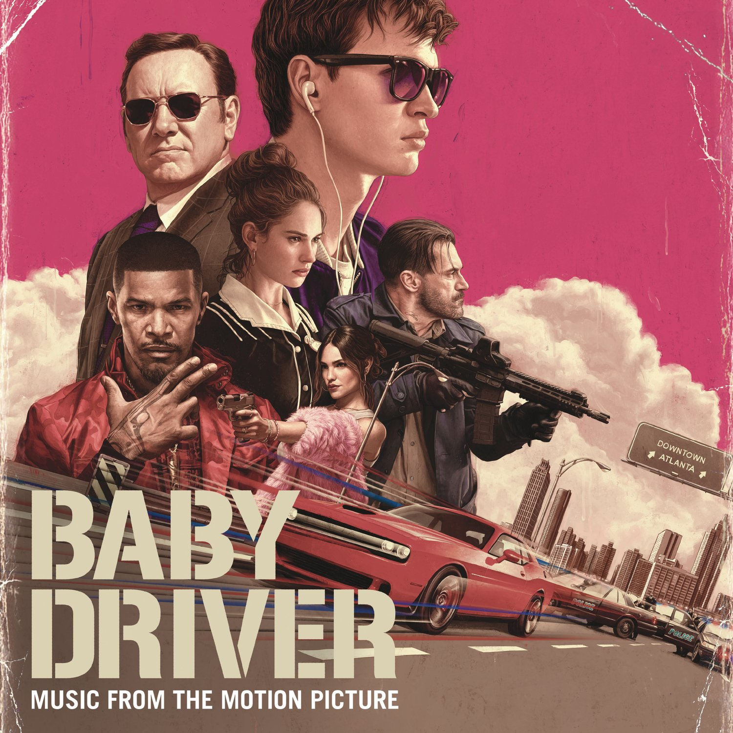 Baby Driver (Music from the Motion Picture) by COLUMBIA RECORDS GROUP