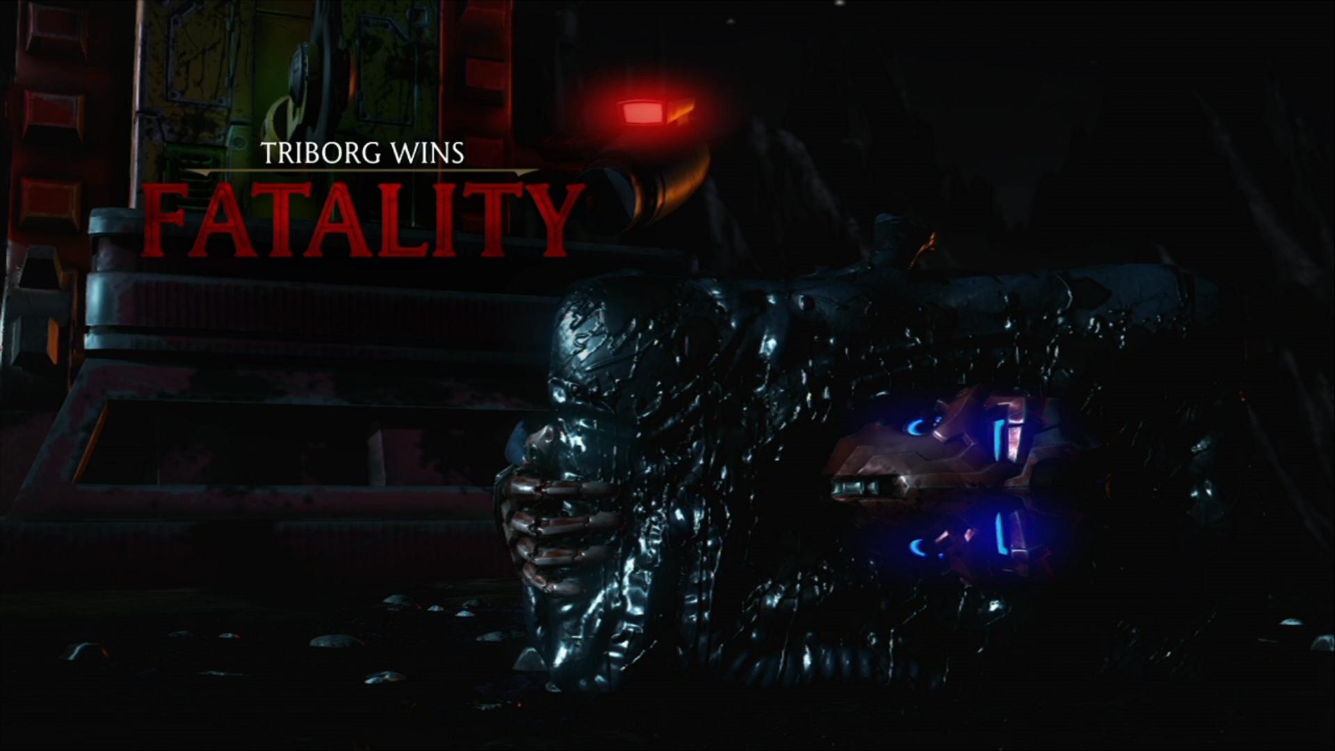 WallpaperMISC Triborg Mortal Kombat X HD Wallpaper  X