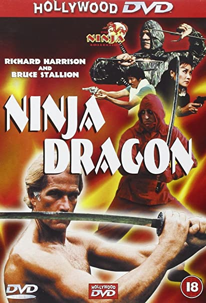 Amazon.com: Ninja Dragon: Richard Harrison, Paulo Tocha ...