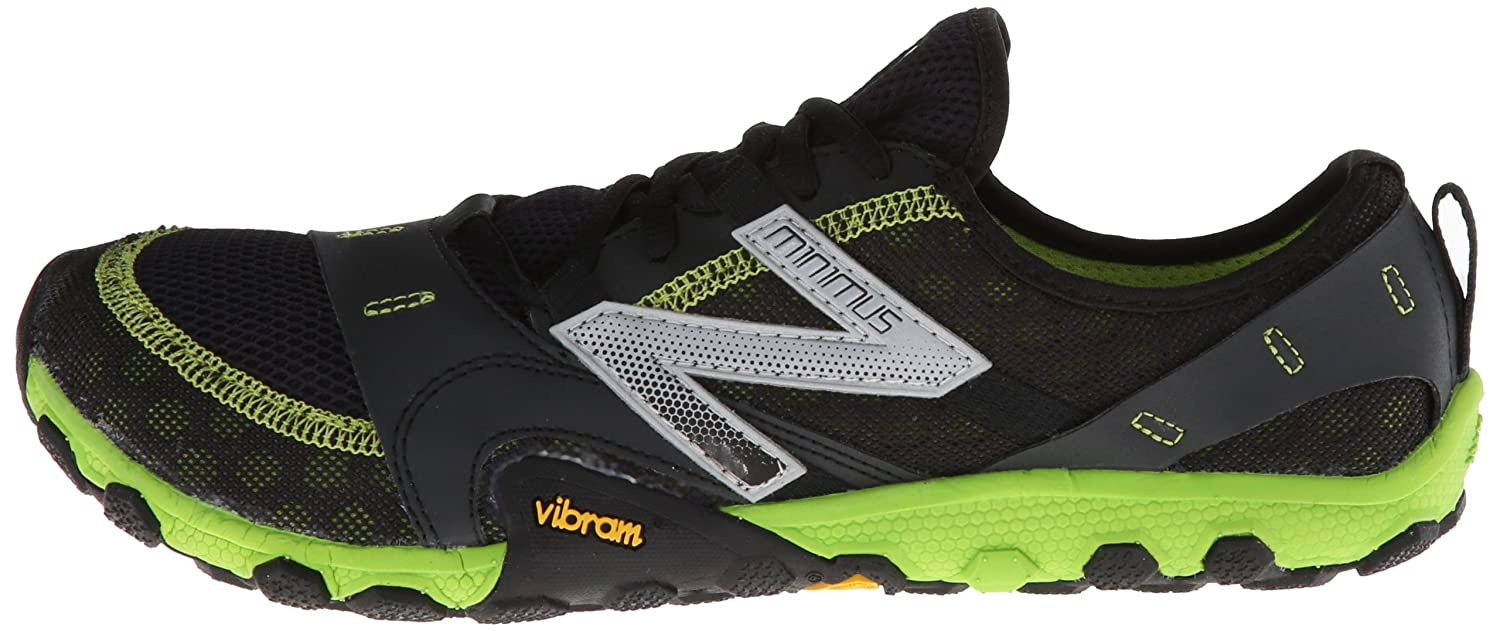 New Balance Mt10 - Zapatillas de running, Black/Green, EU 47.5: Amazon.es: Zapatos y complementos