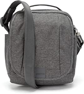 Pacsafe PS30420123 Men's Cross-Body Sling Bag, Dark Tweed