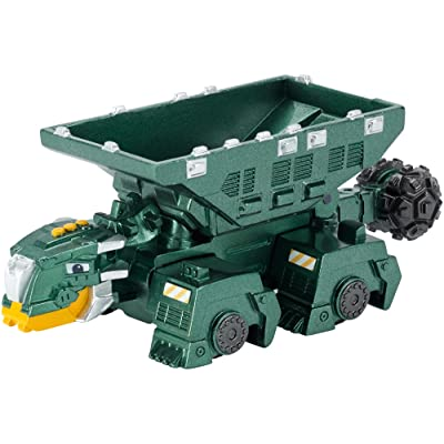 Mattel Dinotrux Die-Cast Scoot Vehicle: Toys & Games