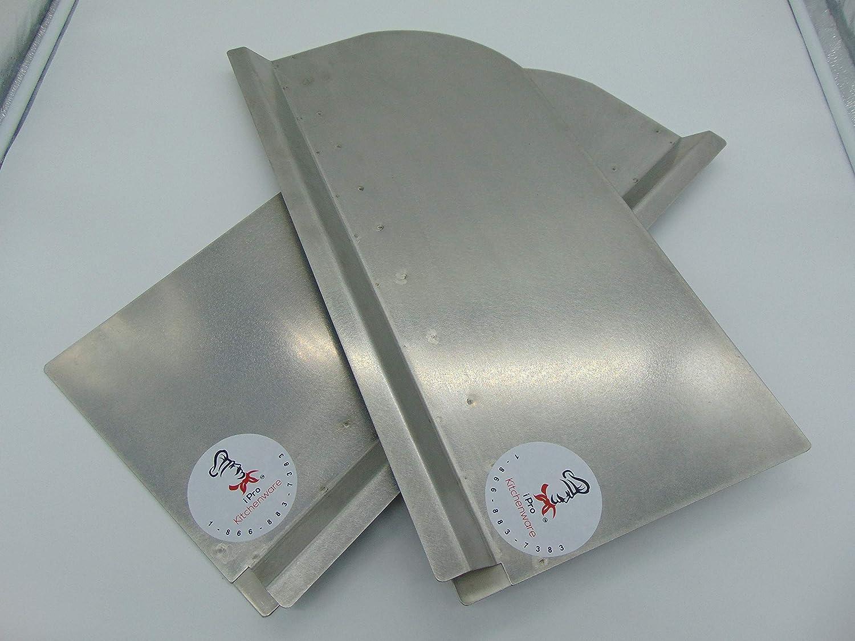 BK Resources Universal Fryer Splash Guard