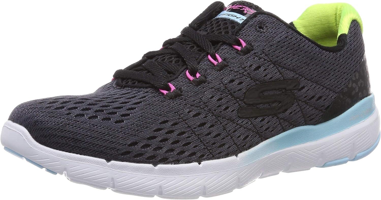 Skechers Flex Appeal 3.0, Zapatillas Deportivas para Mujer