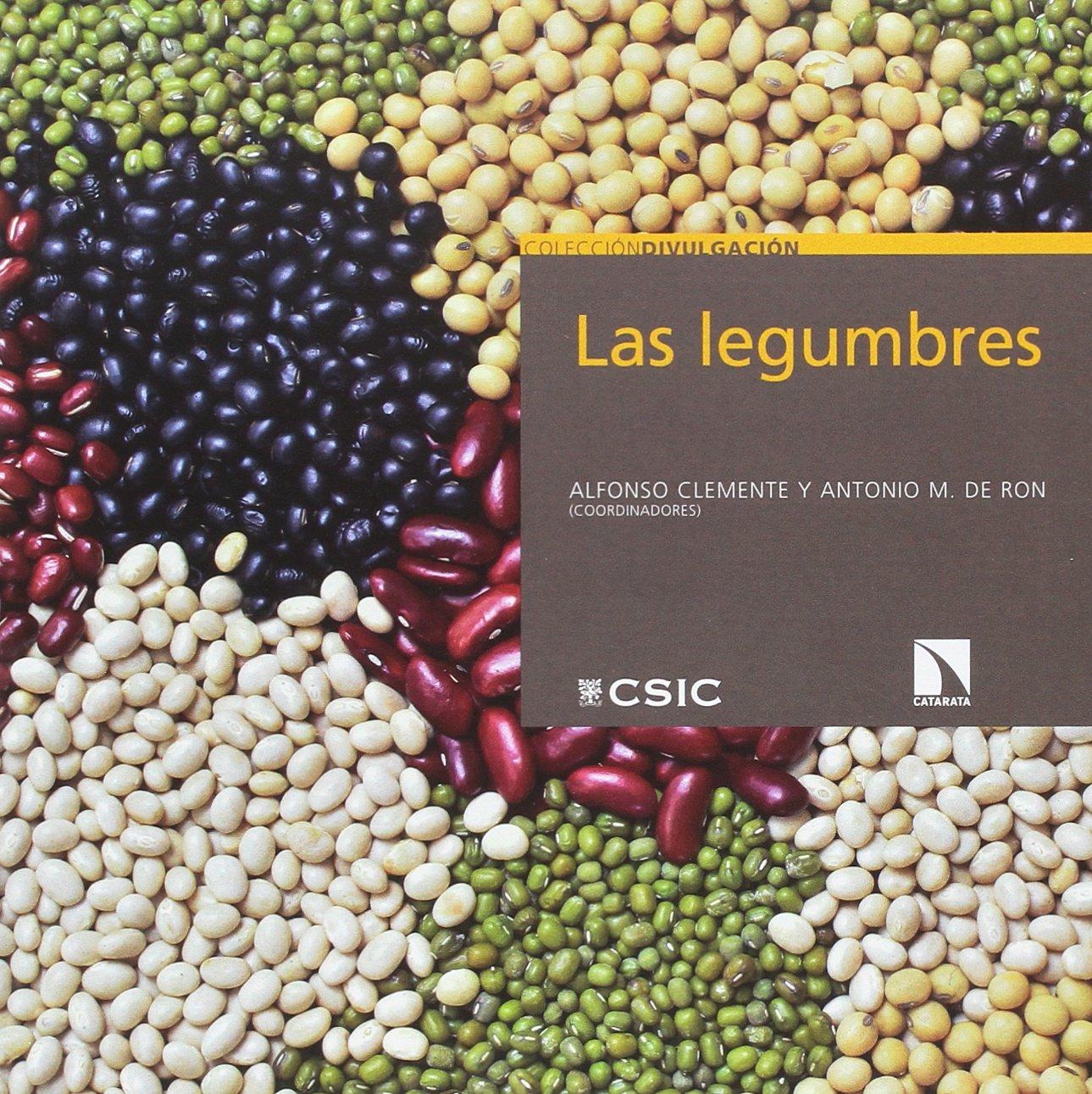 Las legumbres (DIVULGACION): Amazon.es: Alfonso Clemente ...