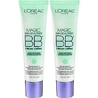 L'Oréal Paris Makeup Magic Skin Beautifier BB Cream Tinted Moisturizer Face Makeup...