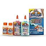 Elmer'S Slime Kit | Slime Supplies Include Elmer'S Metallic Glue, Elmer'S Magical Liquid Slime Activator, 4 Piece Kit