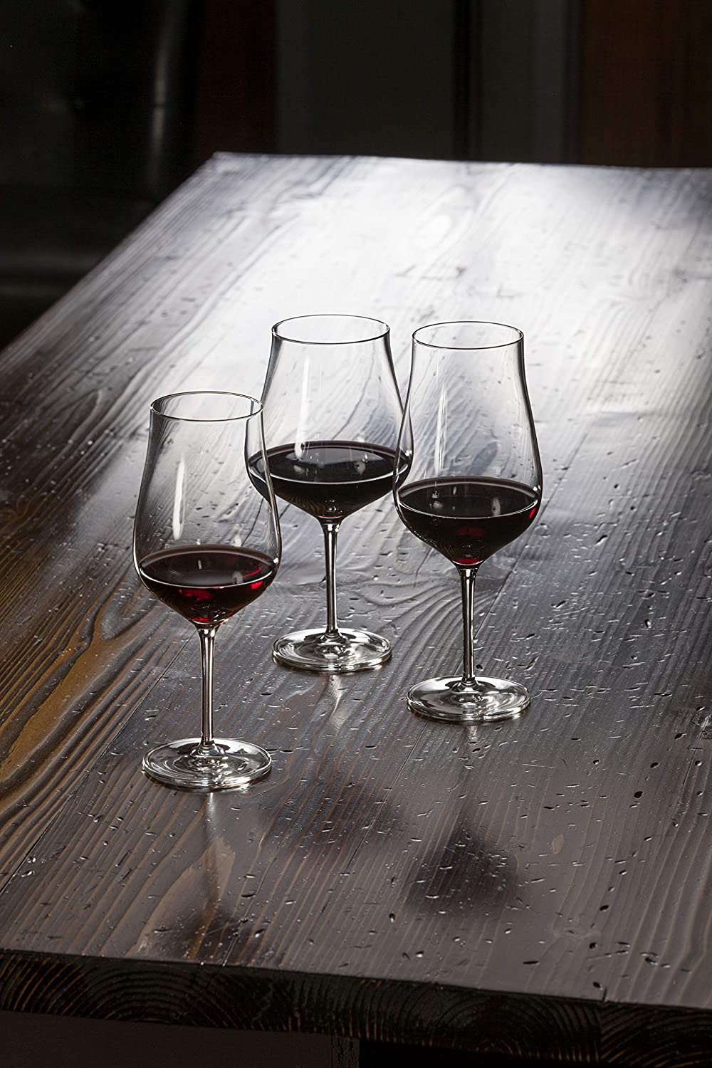 Clear Bordeaux Red Wine Glass Set of 6 Schott Zwiesel Tritan Crystal Glass Concerto Stemware Collection 24.7 oz