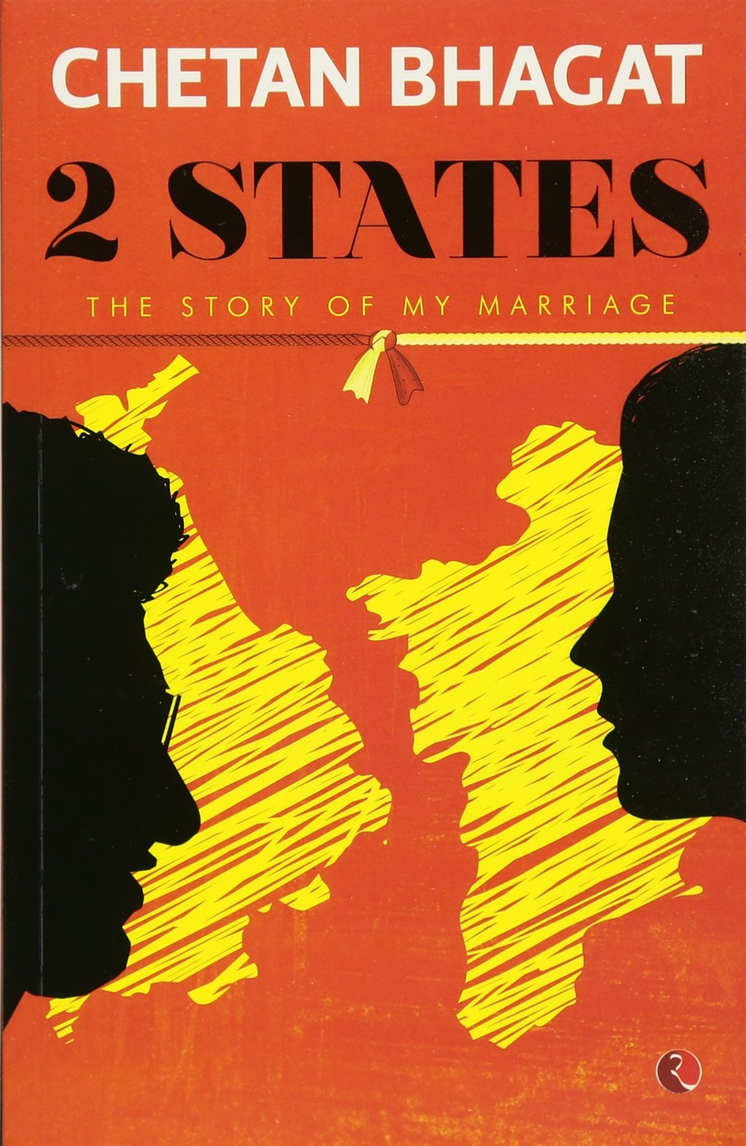 Buy 2 States The Story Of My Marriage Book Online At Low Prices In