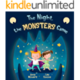 The Night the Monsters Came: A Fun Way to Teach Kids Healthy Habits as Part of Their Bedtime Routine. Also Perfect for…
