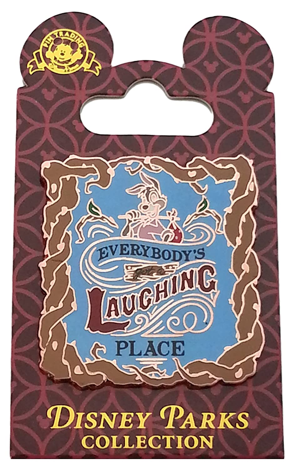 Disney Pin - Everybody's Got A Laughing Place