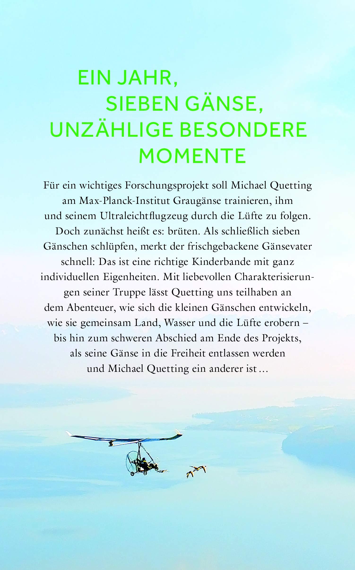 pretty nice eedb9 a45ba Plötzlich Gänsevater: Sieben Graugänse und die Entdeckung ...