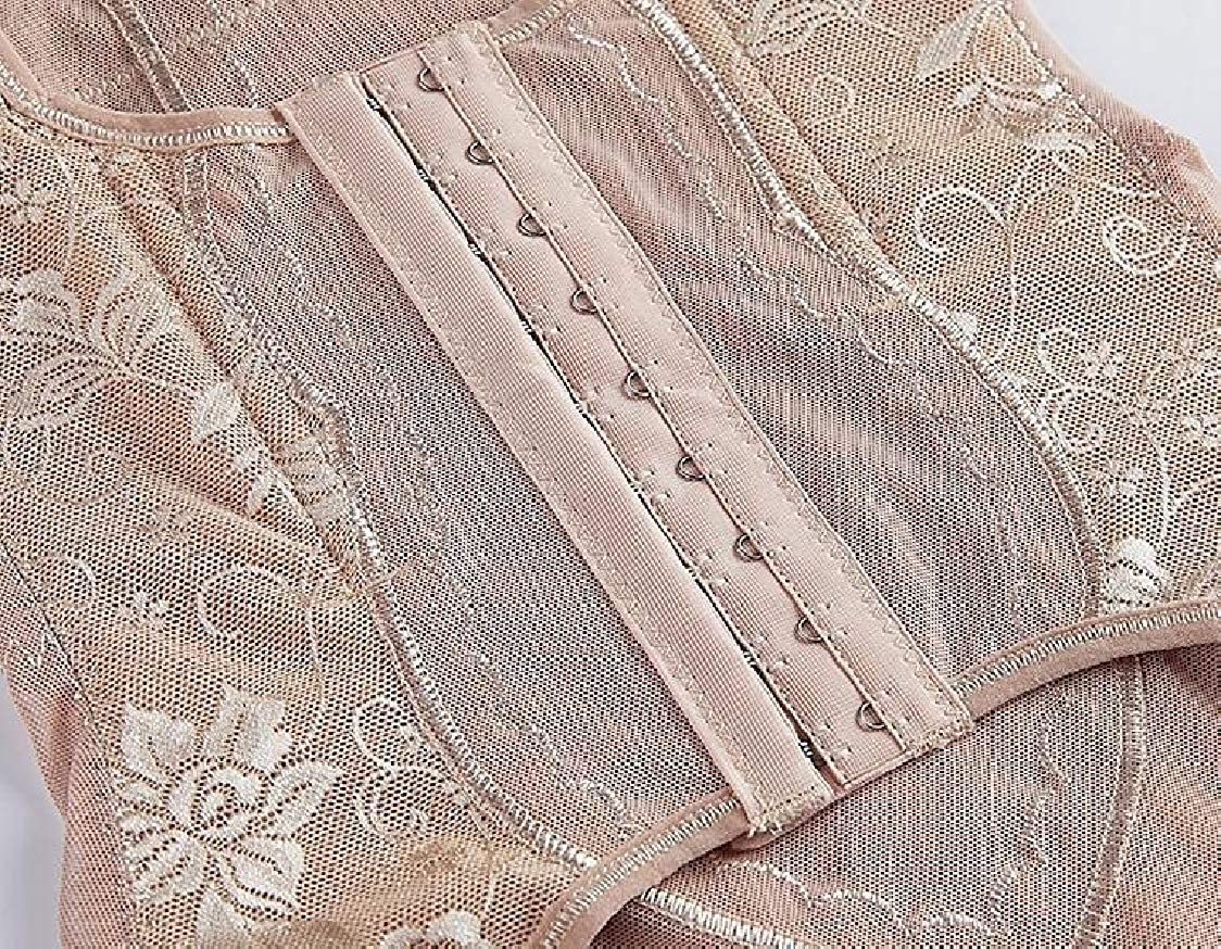 SELX Women Postpartum Girdle Waist Underwear Cincher Lace High Waist Body Shaper