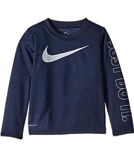 Toddler Nike Kids Baby Boys Thermal Verbiage Pullover