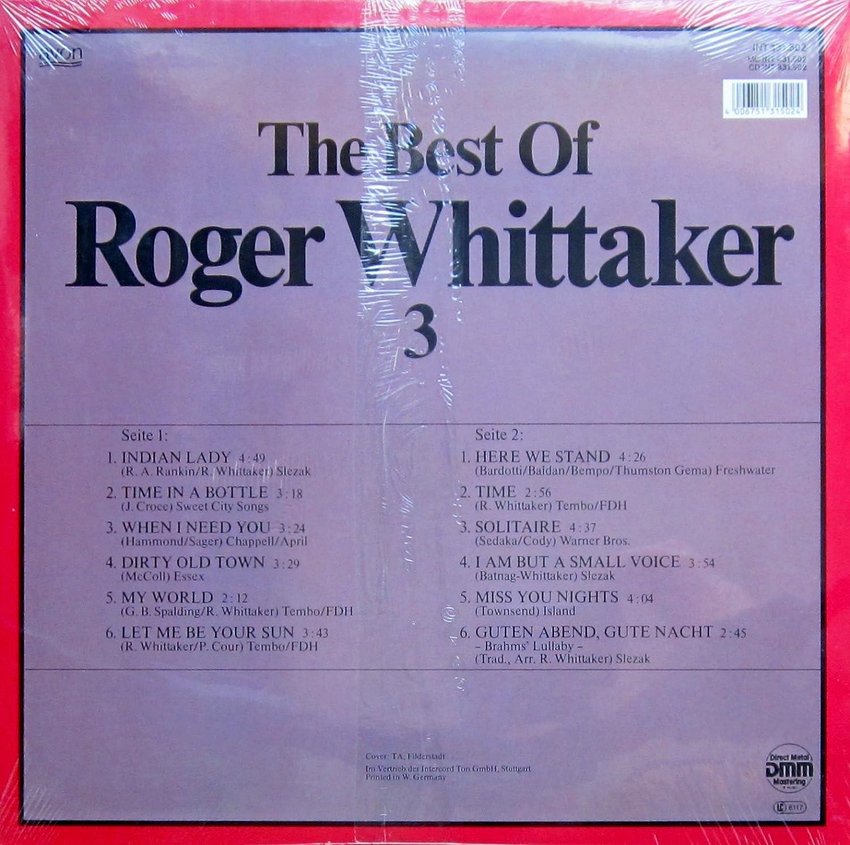 The Best Of Roger Whittaker 3 [LP, DE, AVES 69.048]