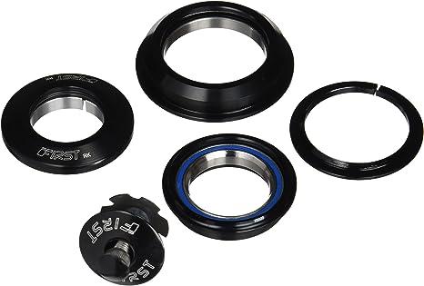 Firts RK Dirección Semi-Integrada, Unisex Adulto, Negro, 44/56 mm ...