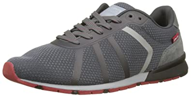 Levi's Almayer Lite, Baskets Homme: : Chaussures et
