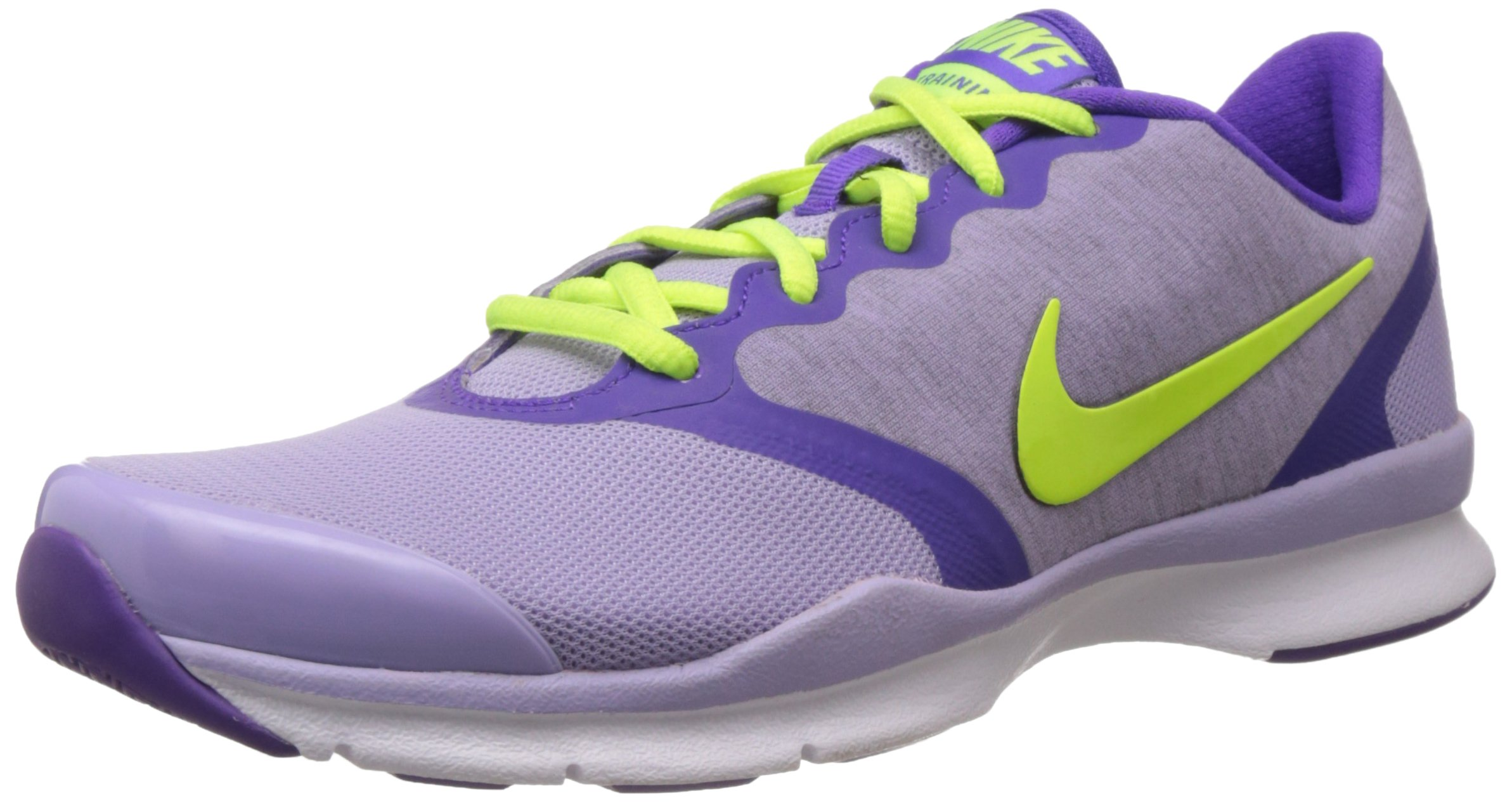 Galleon - Nike In-Season TR 4 Womens Cross Training Shoes (Hydrangeas/Hyper  Grape/Cool Grey/Volt, 8.5)
