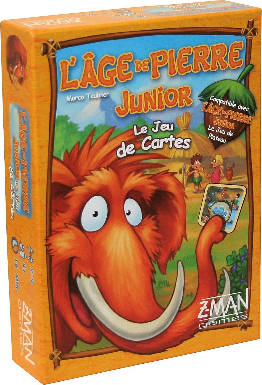 FILOSOFIA – La Age de Pierre Junior – el Juego de Tarjetas, fiadpjc01: Amazon.es: Juguetes y juegos