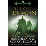 Second Collected Tales Bauchelain &