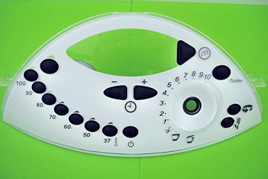 Placa de teclado frontal Bimby TM 31 compatible de alta calidad