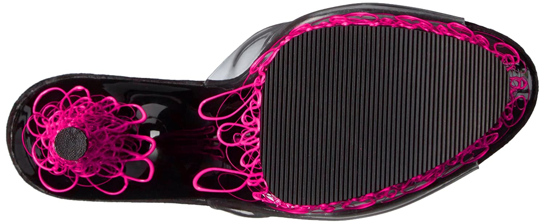 Pleaser Womens ADO701UVL//C//B-NPN Platform Dress Sandal