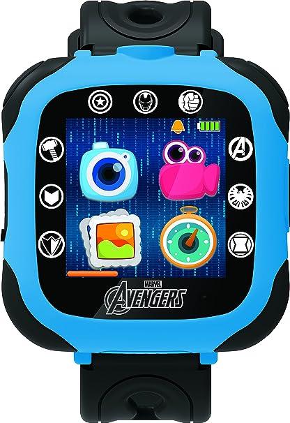 Avengers- Camera Watch DMW100AV Reloj-cámara, Lexibook
