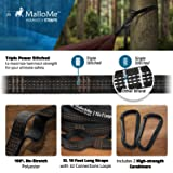 MalloMe Double & Single Portable Camping Hammock