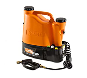 SpeedClean Coil Cleaner, Portable, Electric Powered (CJ-200E), Orange