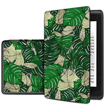 IVSO Funda Carcasa para Nuevo Kindle (10th Generation, 2019), Slim PU Protectora Carcasa Cover para Nuevo Kindle E-Reader (10ª generación, versión ...