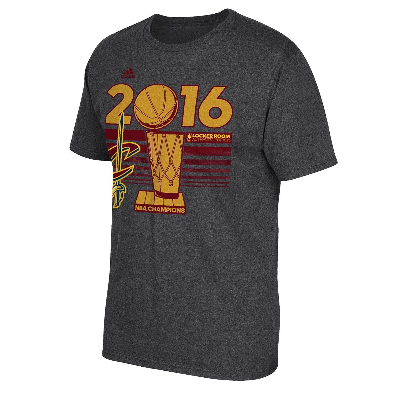 Amazon.com   NBA Cleveland Cavaliers Men s 2016 Finals Champions Locker  Room T-Shirt   Sports   Outdoors 6af3bc933