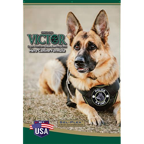 Victor Dog Food Grain-Free Hero Canine Formula