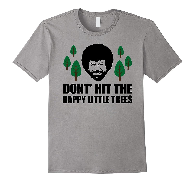 Disc Golf Set Shirt Frisbee Avoid Tress Funny Golfer TShirt-CD