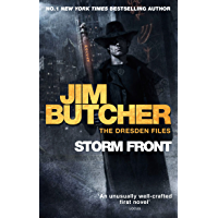 Storm Front: The Dresden Files, Book One (The Dresden Files series 1)