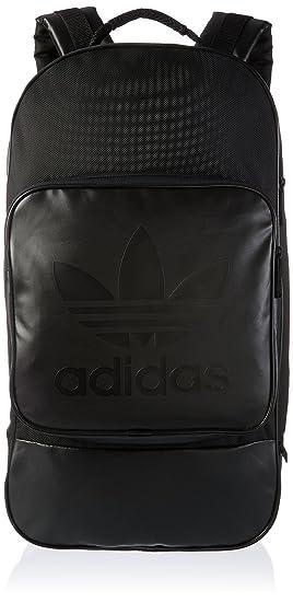 adidas BP Street Sport Mochila, Unisex Adulto, (Negro), NS: Amazon.es: Deportes y aire libre