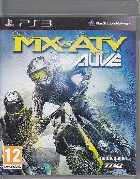 MX VS. ATV: Alive: Amazon.es: Videojuegos