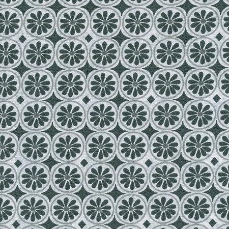 Tela BETA (gris antracita, gris & blanco) - 100% algodón suave ...