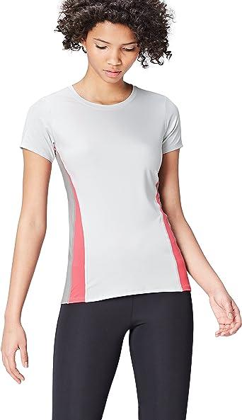 Activewear Camiseta deportiva para Mujer: Amazon.es: Ropa y accesorios