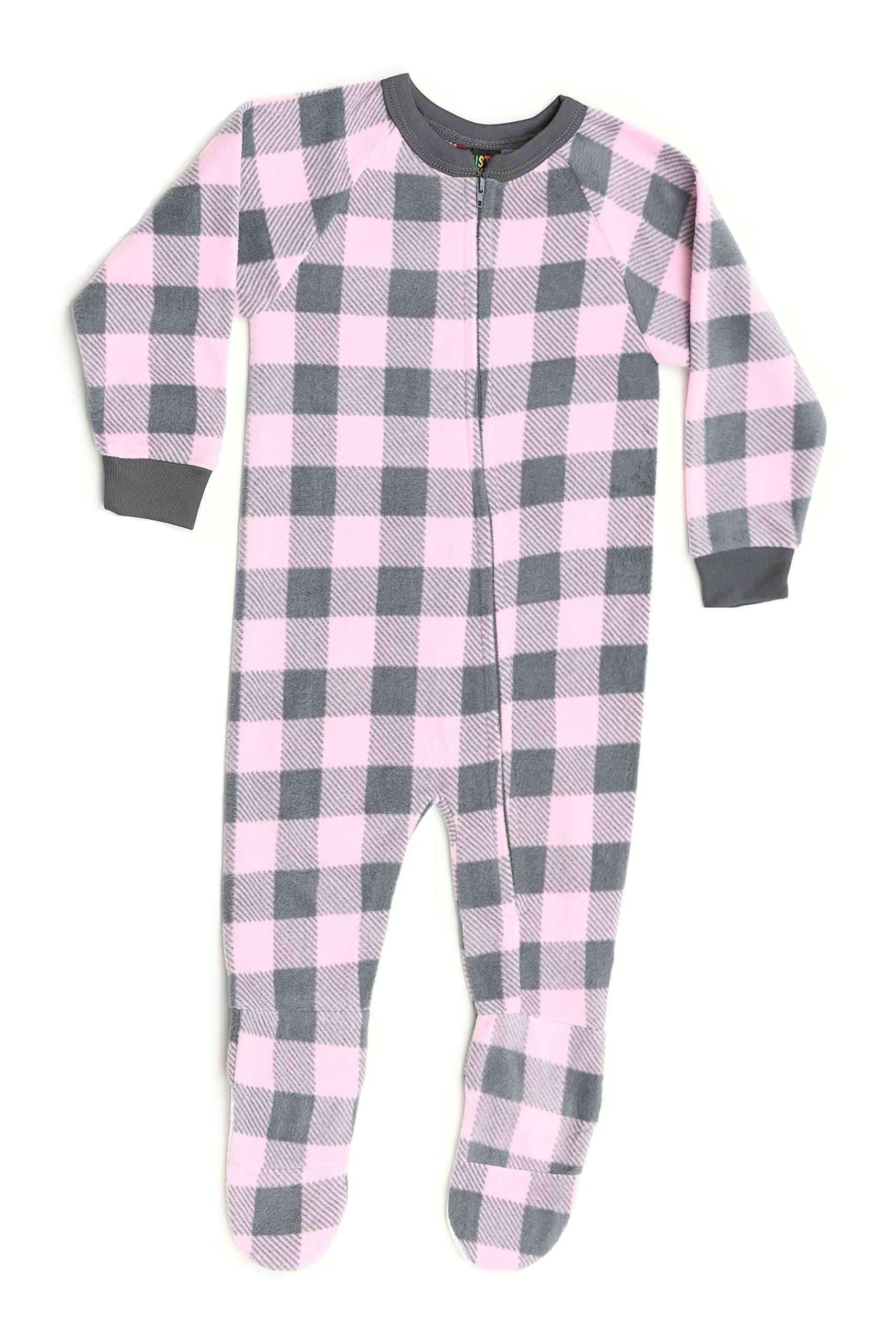95599-6B-7/8 Just Love Footed Pajamas / Micro Fleece Blanket Sleepers
