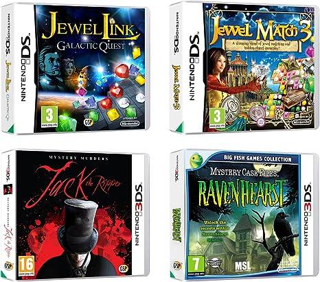 Games Mega Pack (Nintendo 3DS/DS) [Importación Inglesa]: Amazon.es ...