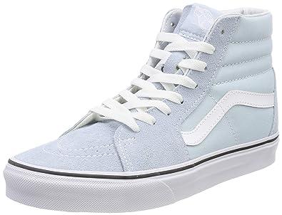 Vans Damen Sk8-Hi Hohe Sneaker Blau