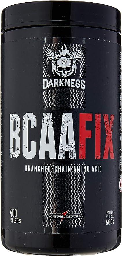 Bcaa Fix 4500 Mg, Darkness, 400 Tab por IntegralMedica