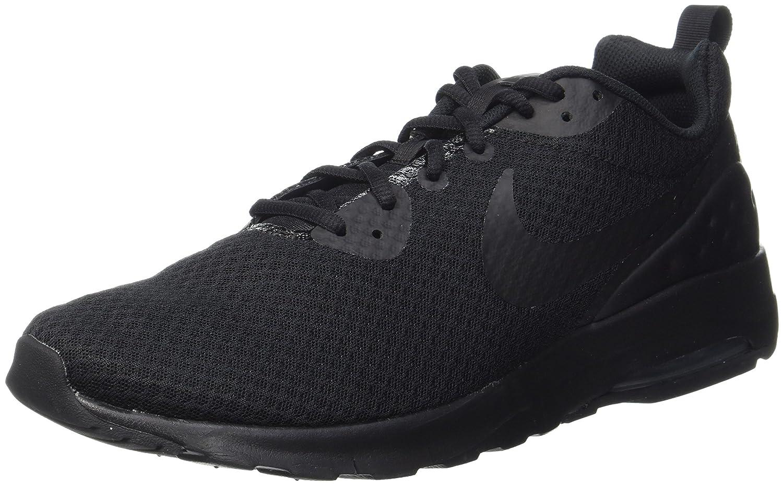 Nike Hommes Air Max Motion Low Cross Trainer Noir/Noir/Anthracite Site France 18F184